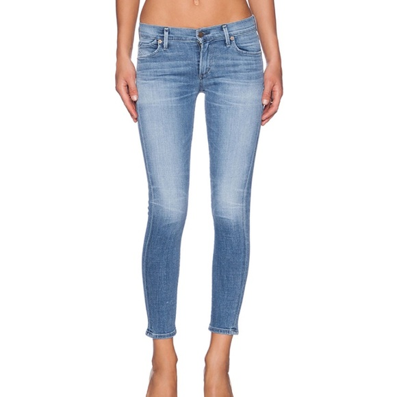 Citizens of Humanity Avedon Ankle Skinny Crop Jean